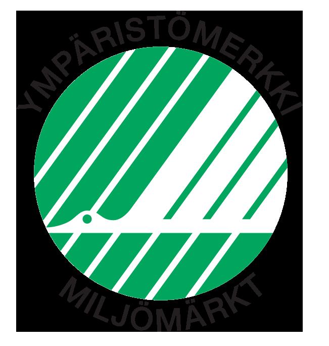 Logo. Ympäristömerkki (joutsenmerkki)